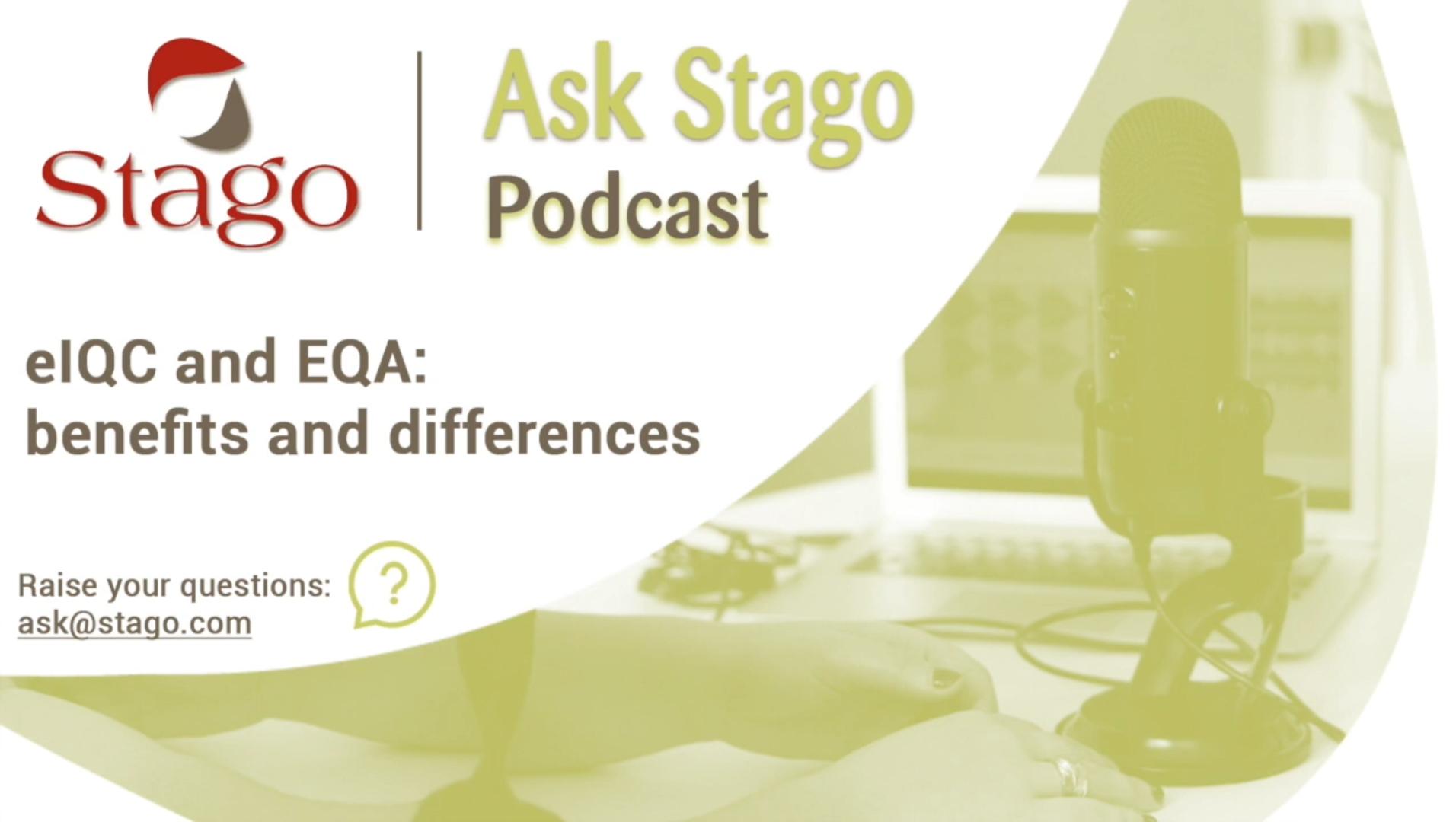 """Рубрика """"Спроси Stago"""" - ВОК и программы межлабораторного сравнения: отличия и преимущества"""