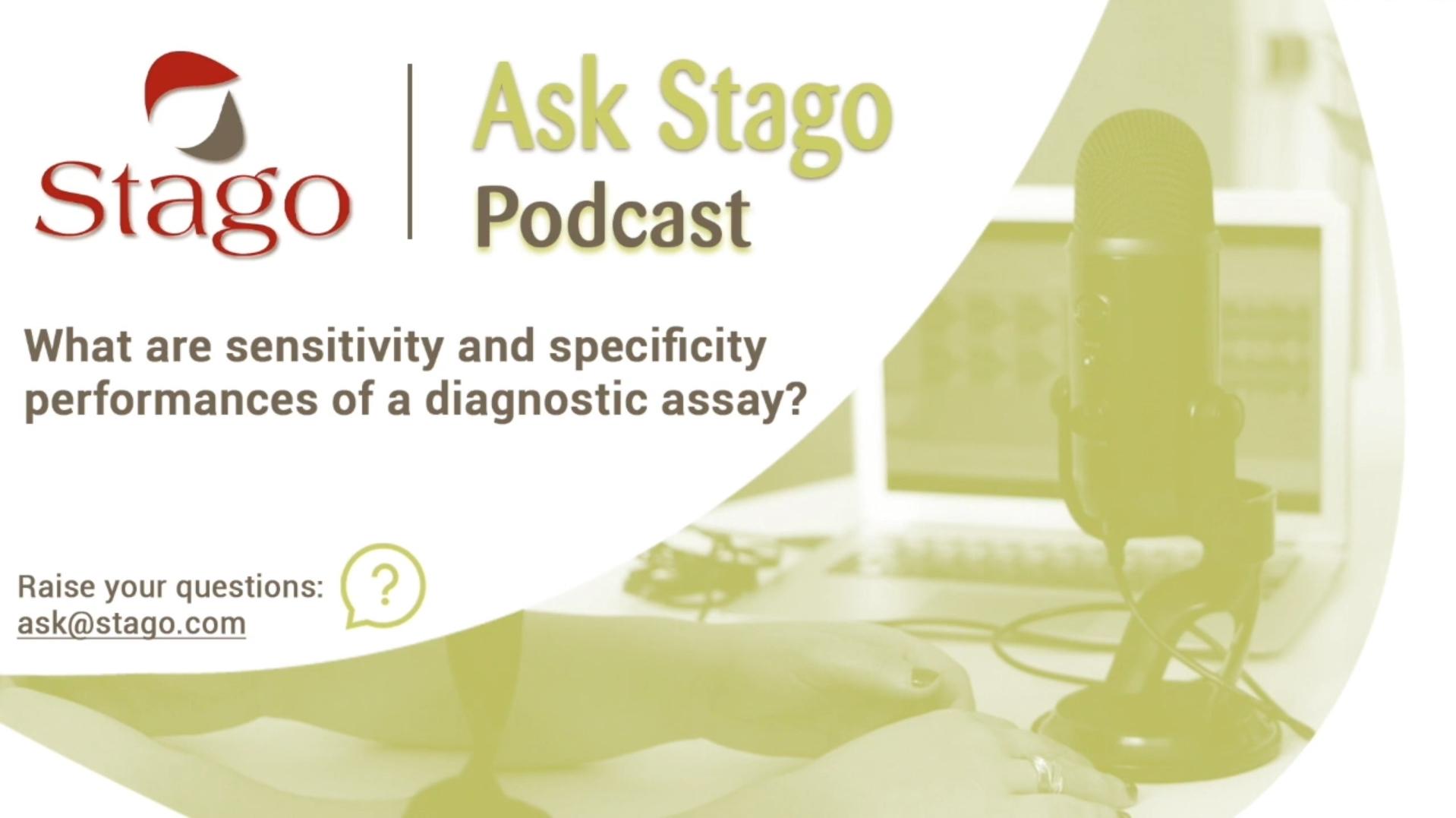 """Рубрика """"Спроси Stago"""" - Чувствительность и специфичность лабораторных исследований."""
